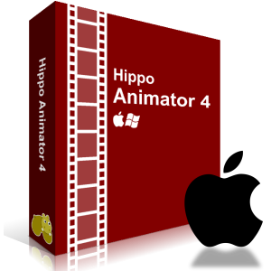 Hippo Animator 4 now on Mac OS X