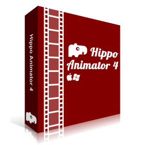 Hippo Animator 4 Now Available on Windows