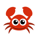 Image Buttons Crab